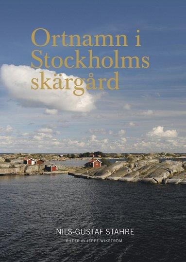 bokomslag Ortnamn i Stockholms skärgård