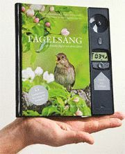 Fågelsång : 150 svenska fåglar och deras läten (kompakt)