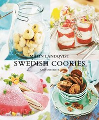 bokomslag Swedish cookies and desserts