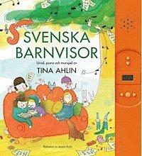 bokomslag Svenska Barnvisor : urval, piano och munspel