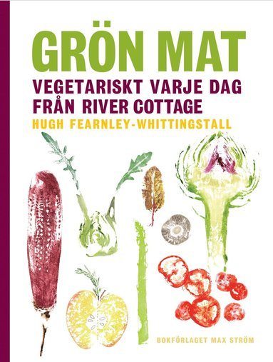 bokomslag Grön mat : vegetariskt varje dag från River Cottage