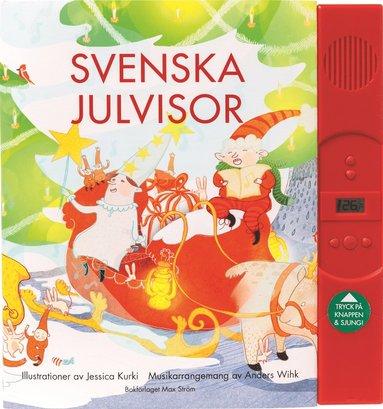 bokomslag Svenska julvisor