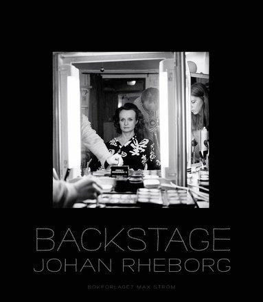 bokomslag Backstage