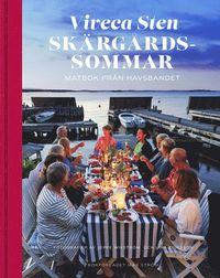 bokomslag Skärgårdssommar : matbok från havsbandet