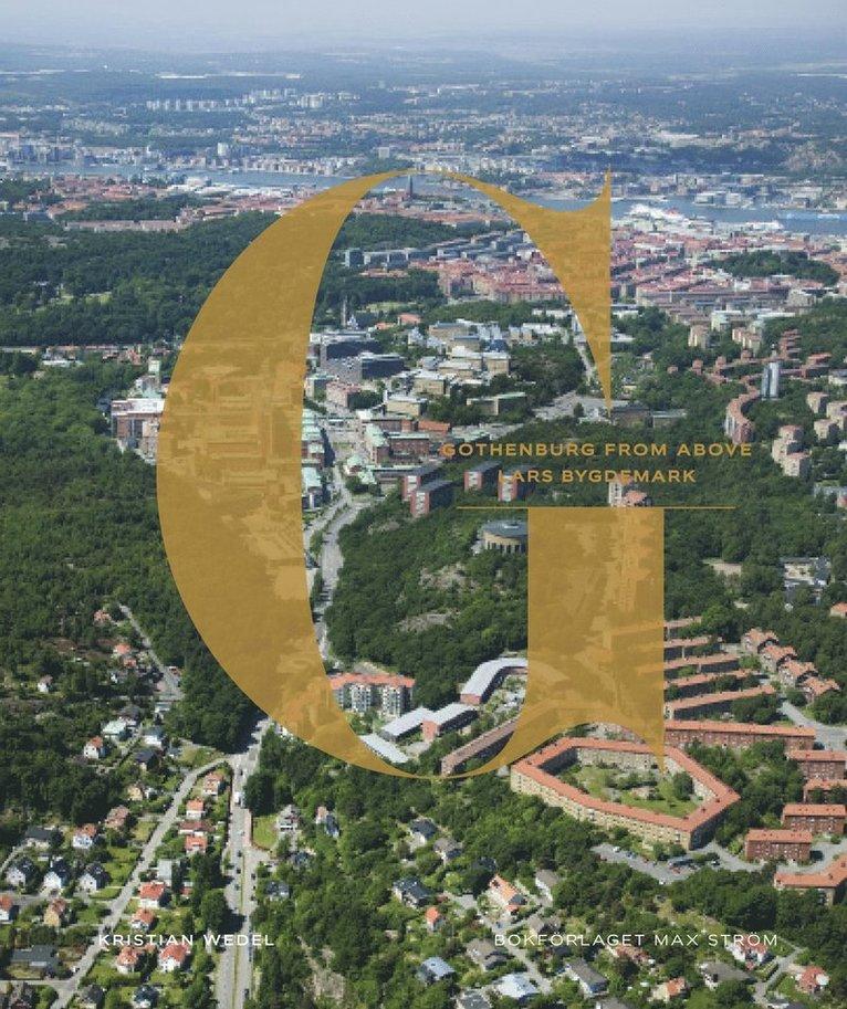 Gothenburg from above 1