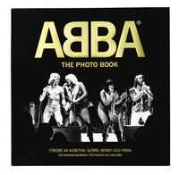 bokomslag ABBA : the photo book (deluxeutgåva)