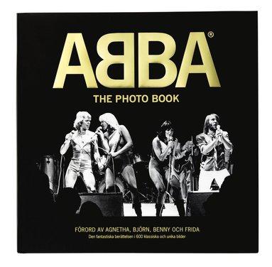 bokomslag ABBA : the photo book (deluxeutgåva)