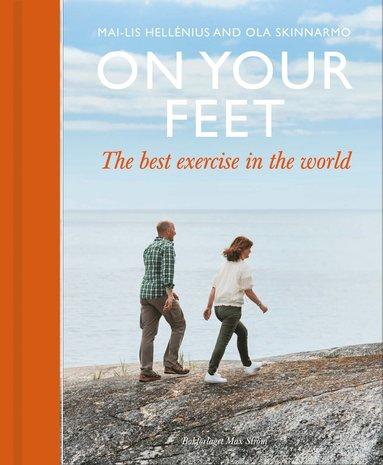 bokomslag On your feet