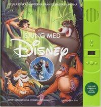 bokomslag Sjung med Disney