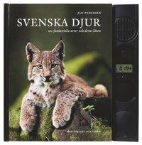 bokomslag Svenska djur : 100 svenska arter och deras läten