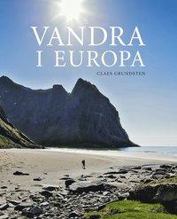 bokomslag Vandra i Europa