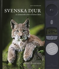 bokomslag Svenska djur : 100 svenska arter och deras läten (kompakt)