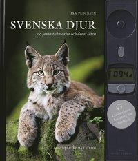 bokomslag Svenska djur - kompakt