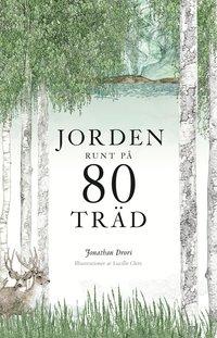 bokomslag Jorden runt på 80 träd
