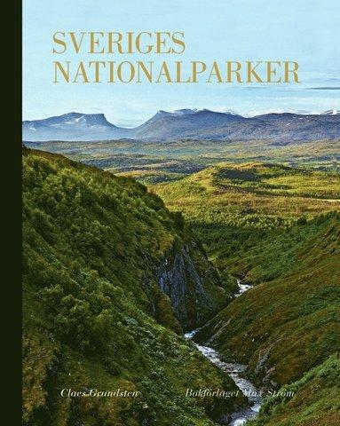 bokomslag Sveriges nationalparker