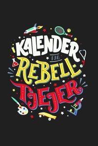 bokomslag Kalender för rebelltjejer