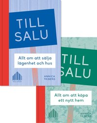 bokomslag Till salu : allt om att köpa ett nytt hem / Allt om att sälja lägenhet och hus