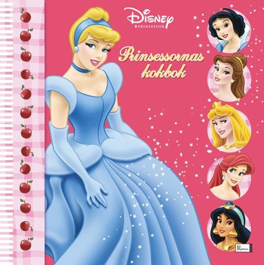 bokomslag Prinsessornas kokbok