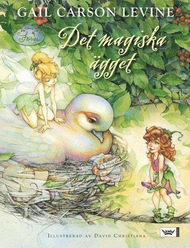 bokomslag Det magiska ägget