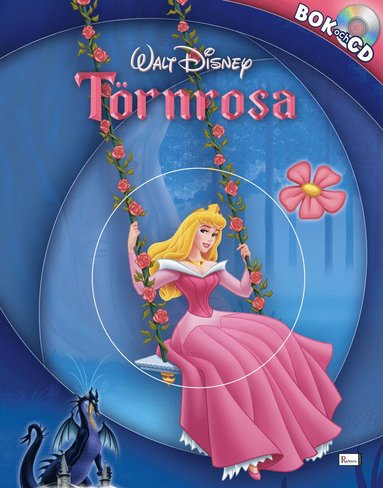 bokomslag Törnrosa Bok med CD