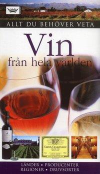 bokomslag Vin från hela världen
