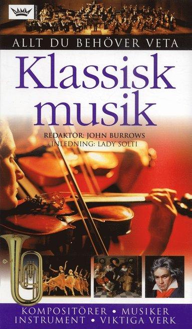bokomslag Klassisk musik