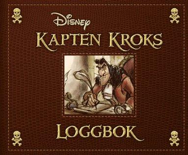 bokomslag Kapten Kroks Loggbok