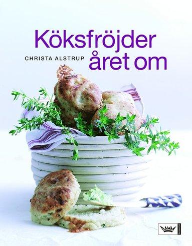 bokomslag Köksfröjder året om