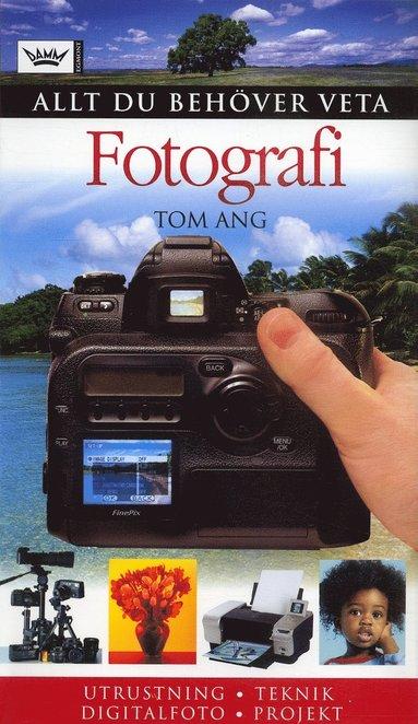 bokomslag Fotografi