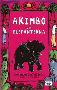 bokomslag Akimbo och elefanterna