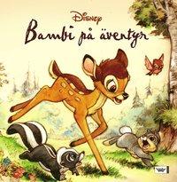 bokomslag Bambi på äventyr