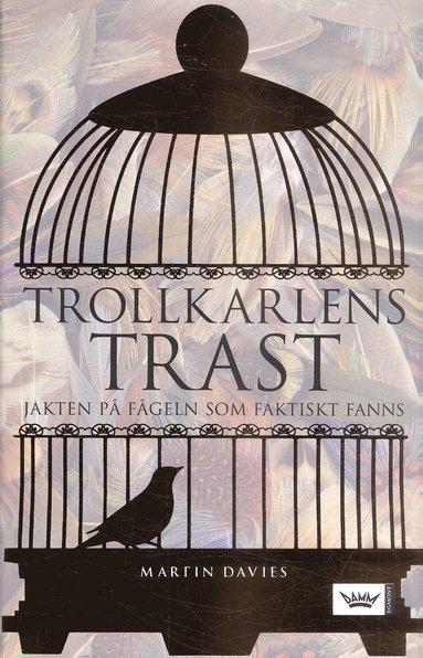 bokomslag Trollkarlens trast : jakten på fågeln som faktiskt fanns