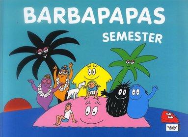 bokomslag Barbapapas semester