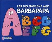 bokomslag Lär dig engelska med Barbapapa