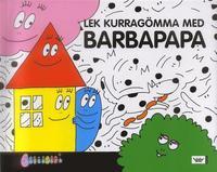 bokomslag Lek kurragömma med Barbapapa