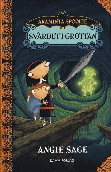 bokomslag Svärdet i grottan
