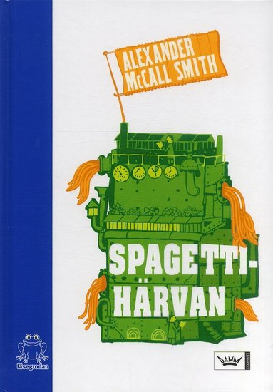 bokomslag Spagettihärvan