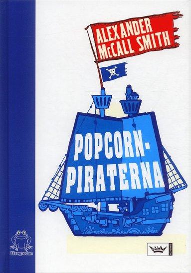 bokomslag Popcornpiraterna