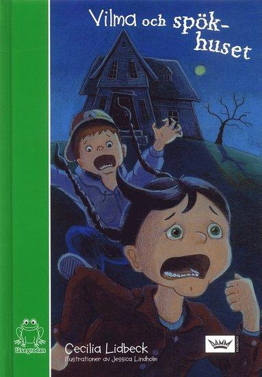 bokomslag Vilma och spökhuset
