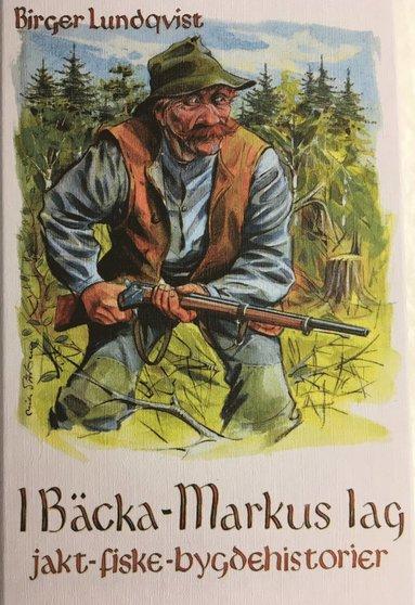bokomslag I Bäcka-Markus lag