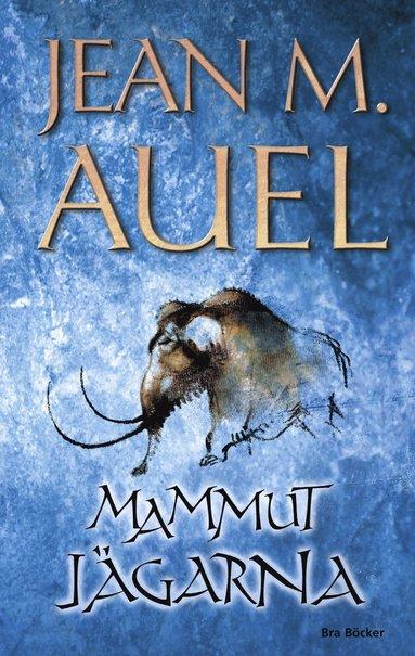 bokomslag Mammutjägarna