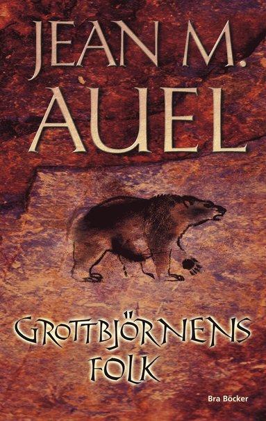 bokomslag Grottbjörnens folk