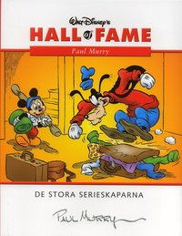 bokomslag Walt Disney's hall of fame : de stora serieskaparna. 06, Paul Murry