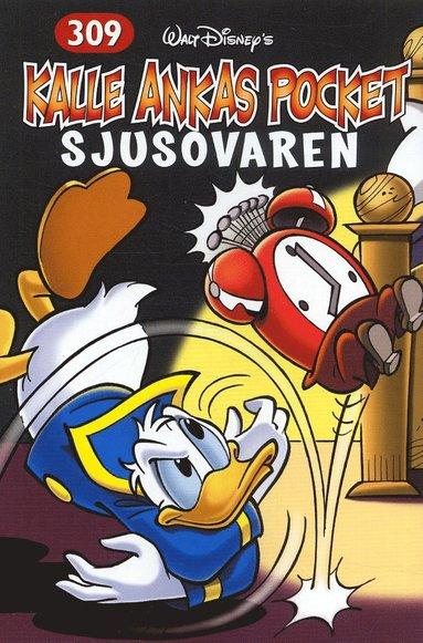 bokomslag Kalle Ankas Pocket nr 309