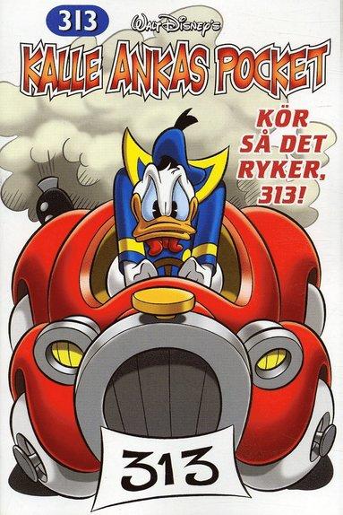 bokomslag Kalle Ankas Pocket nr 313