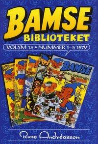 bokomslag Bamsebiblioteket. Vol. 13, Nummer 1-5 1979