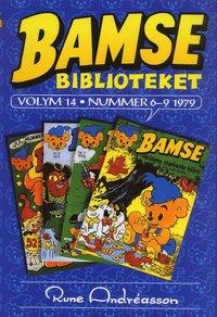 bokomslag Bamsebiblioteket. Vol. 14, Nummer 6-9 1979