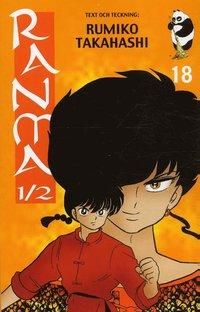 bokomslag Ranma 1/2 18 : Djävulen från Zhou Quan Xiang