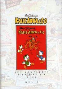 bokomslag Kalle Anka & C:o. Den kompletta årgången 1960. D. 3