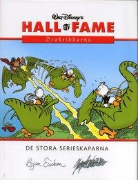 bokomslag Walt Disney's hall of fame : de stora serieskaparna. 09, Byron Erickson, Giorgio Cavazzano : Drakriddarna
